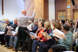 Chorus Community Workshop, February